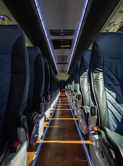 71 Seater Coach